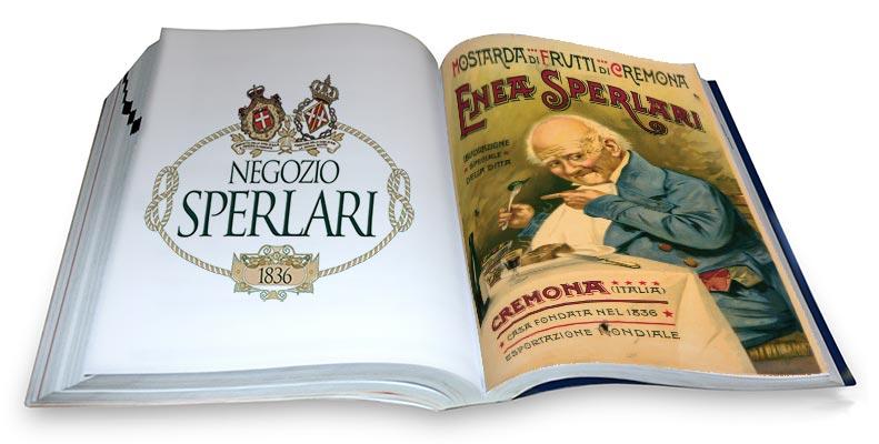 Negozio Sperlari 1836
